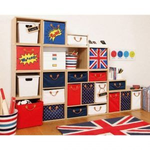 Modular units for kid's rooms