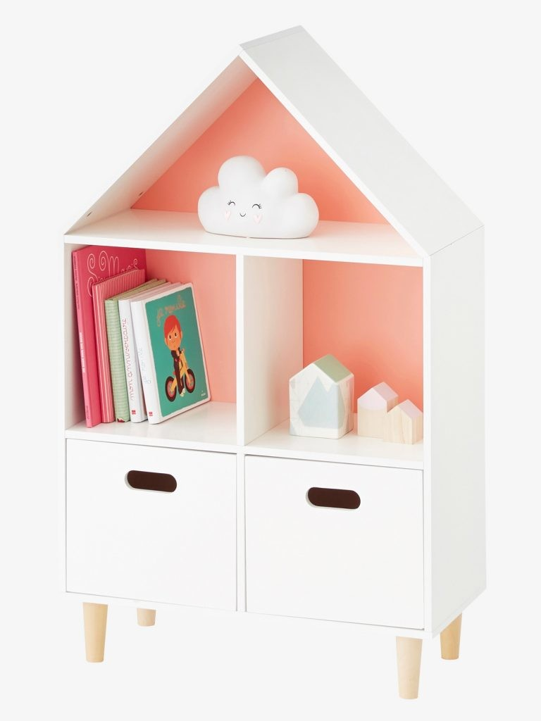 House Shaped Storage Unit