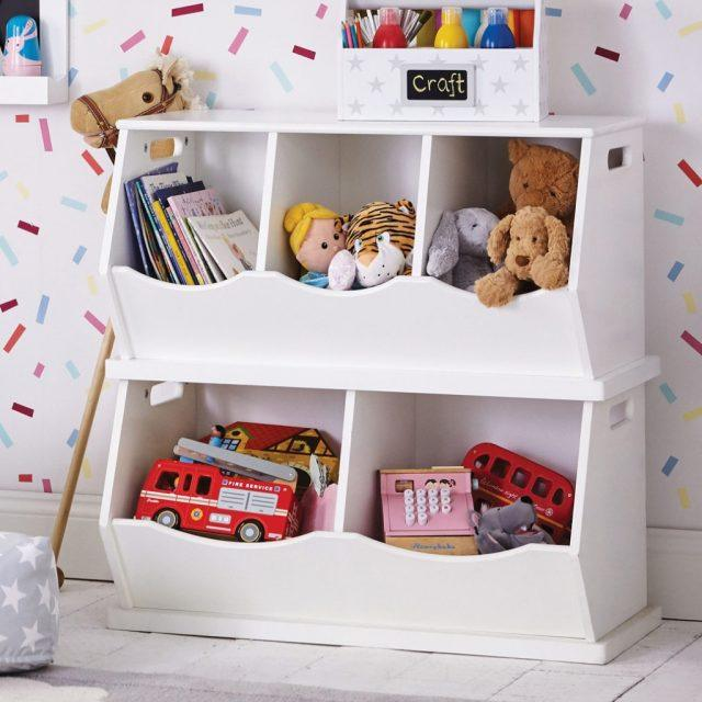 Innovative Storage Ideas for Kid's Rooms