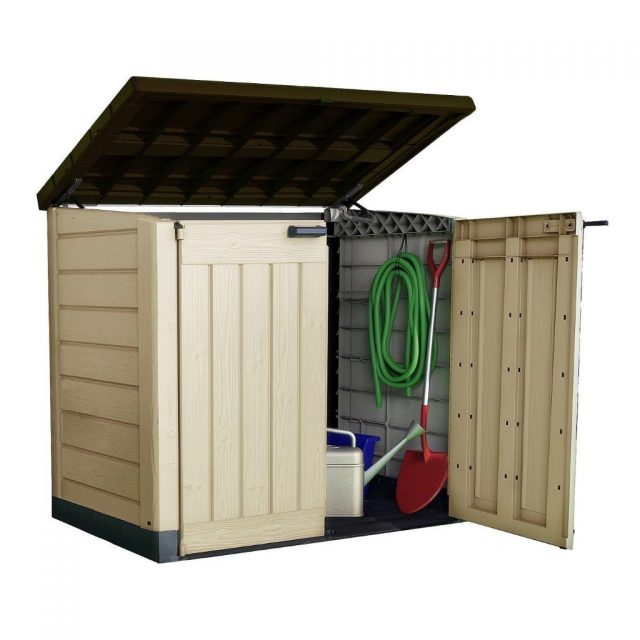 Small Storage Cabinets and Shed Alternatives
