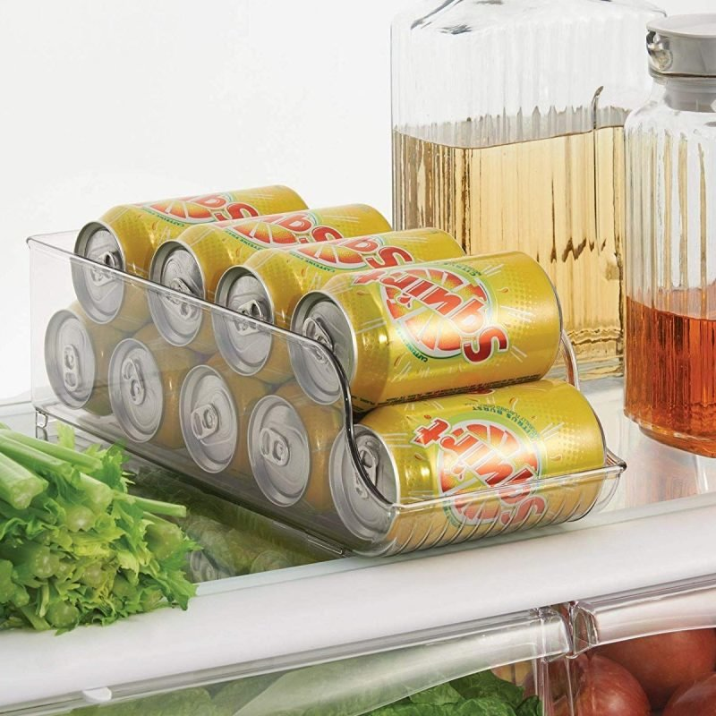 Drinks can storage