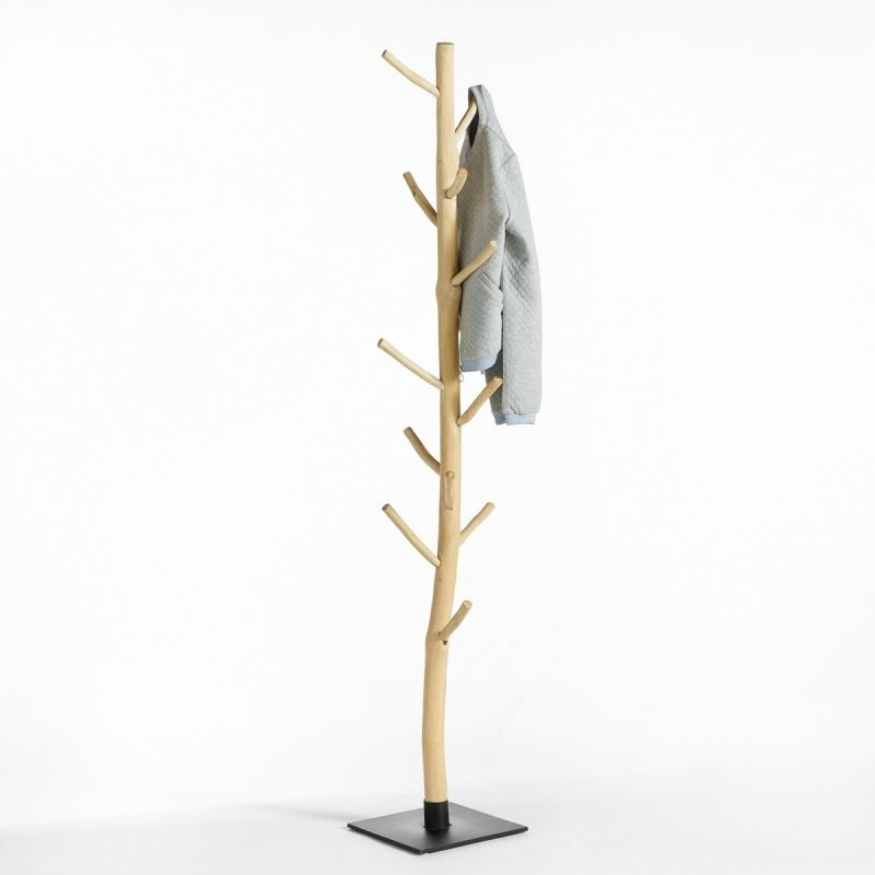Branch style coat stand