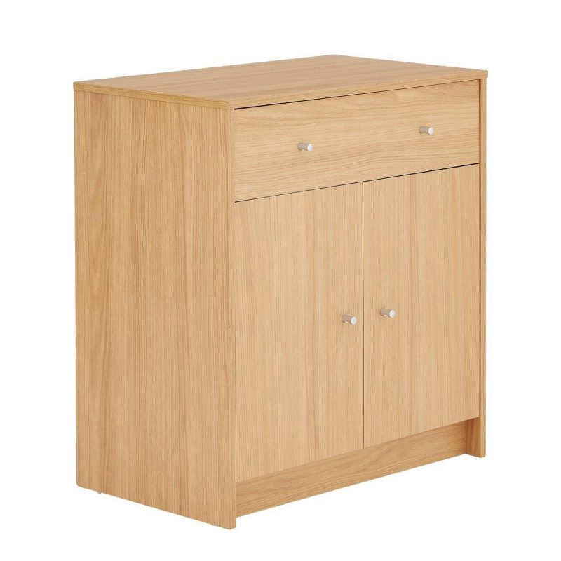 2-door sideboard with drawer