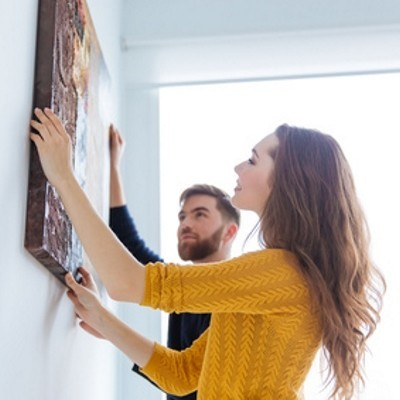 Give your rented home style without losing your deposit