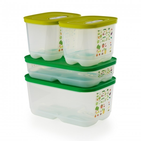 Tupperware FridgeSmart Food Containers