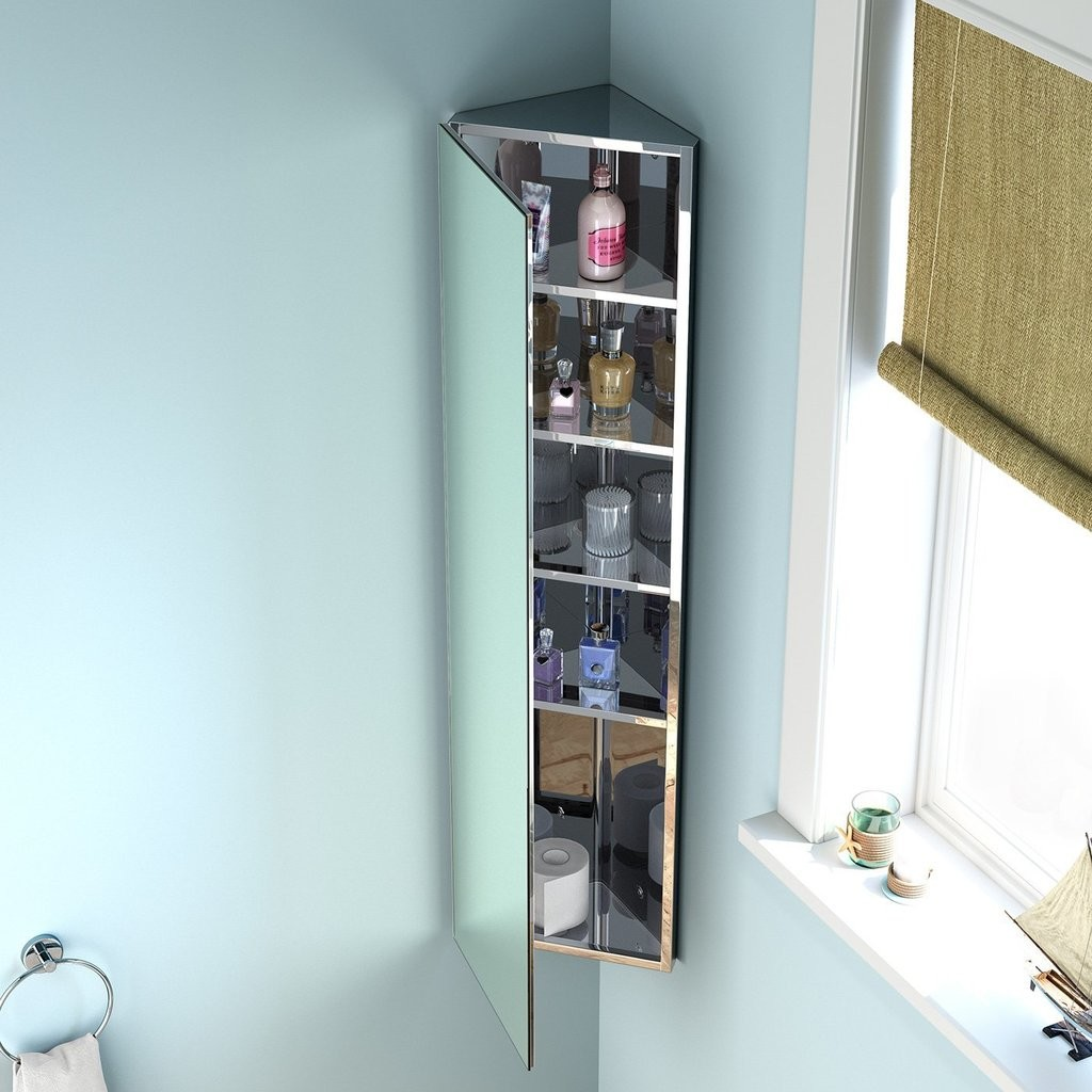 Corner Bathroom Cabinets – Storage Ideas