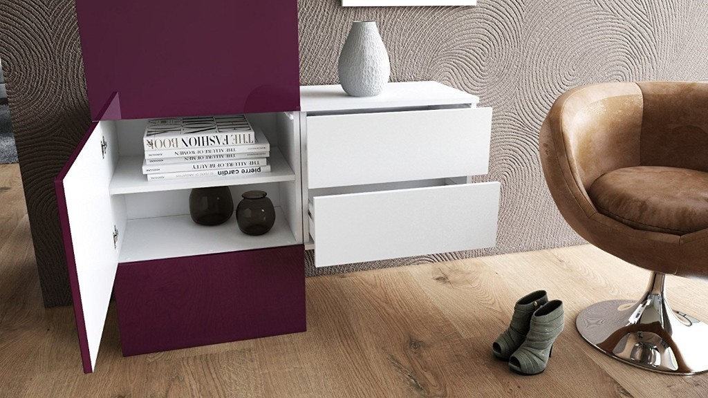 Drawer and cupboard details