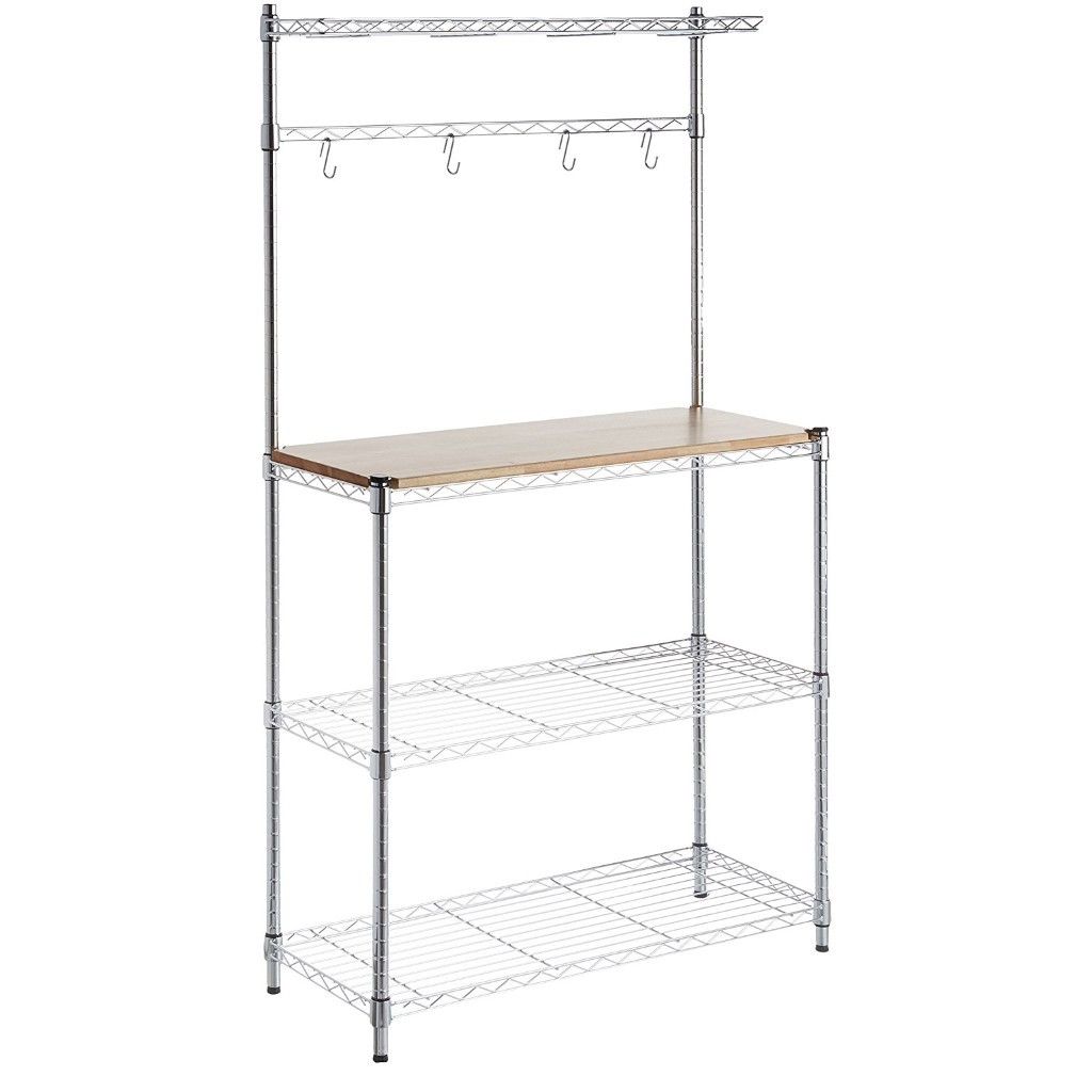 3 tier bakers rack