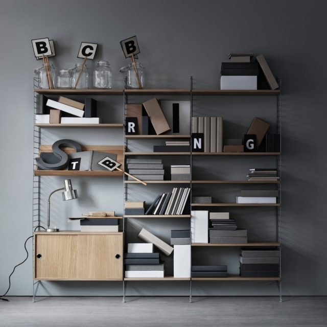 String Shelving Units