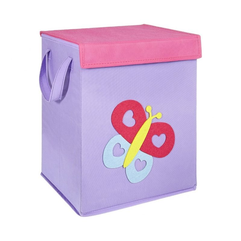 Butterfly theme storage box