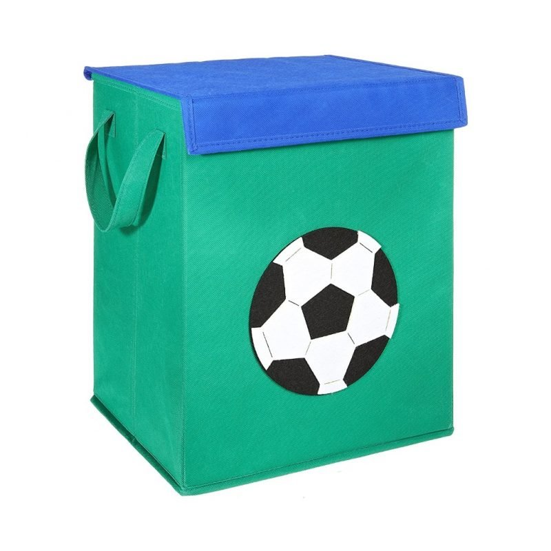 Football theme storage box