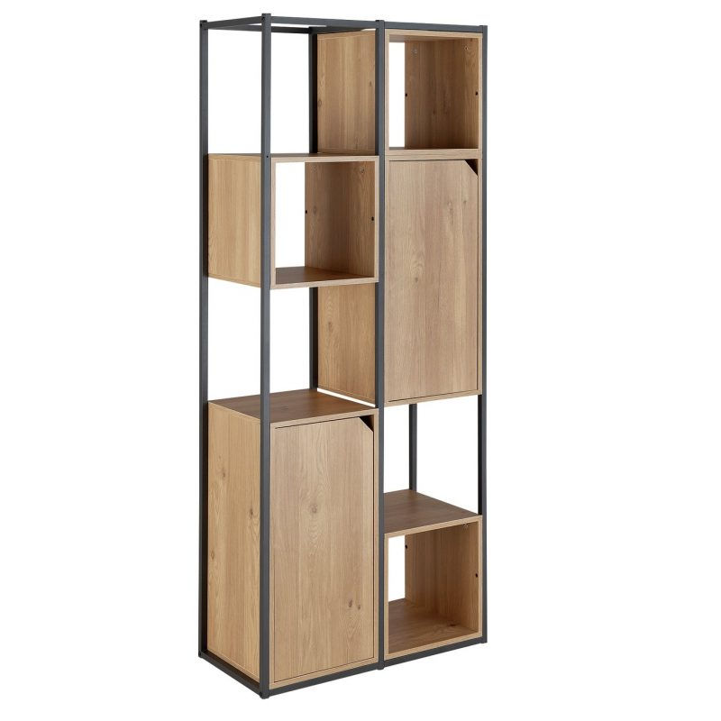 Tall combined storage unit
