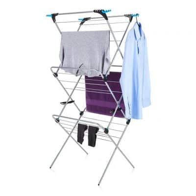 Collapsible clothes airer