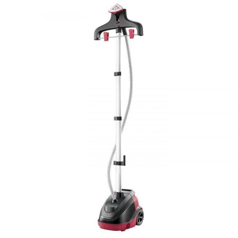 Upright clothes steamer