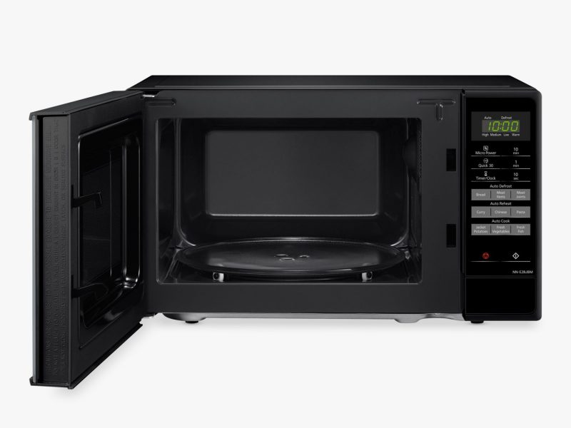 Budget microwave with lots of features