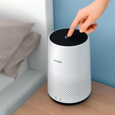 Personal air purifier