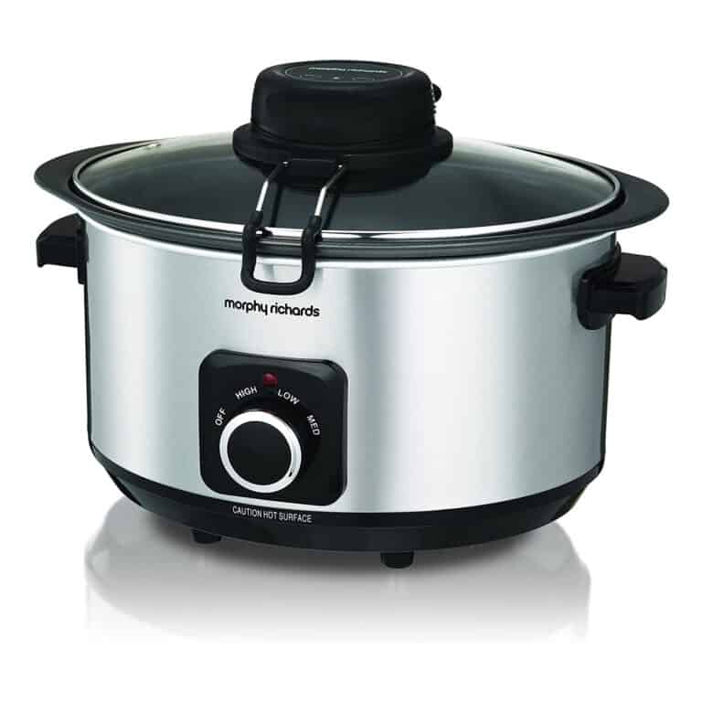 Stainless slow cooker